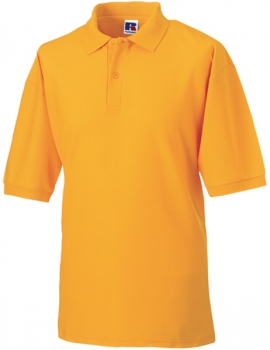Poloshirt HR (Orange, XS)