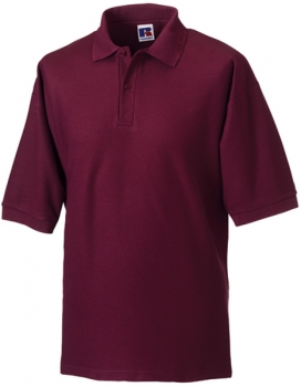 Poloshirt HR (Bordeaux,  XL)