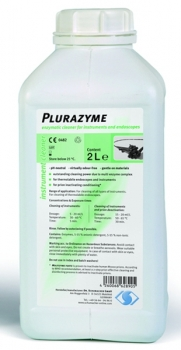 Plurazyme 250 ml Rundflasche (ph-neutral, Instrumentenreiniger)